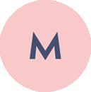 Mamabella M Logo