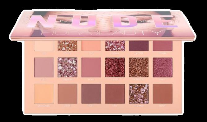 Best eyeshadow palette Huda Beauty
