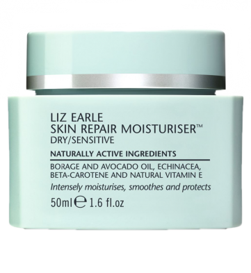 Liz Earle moisturiser for different skin types