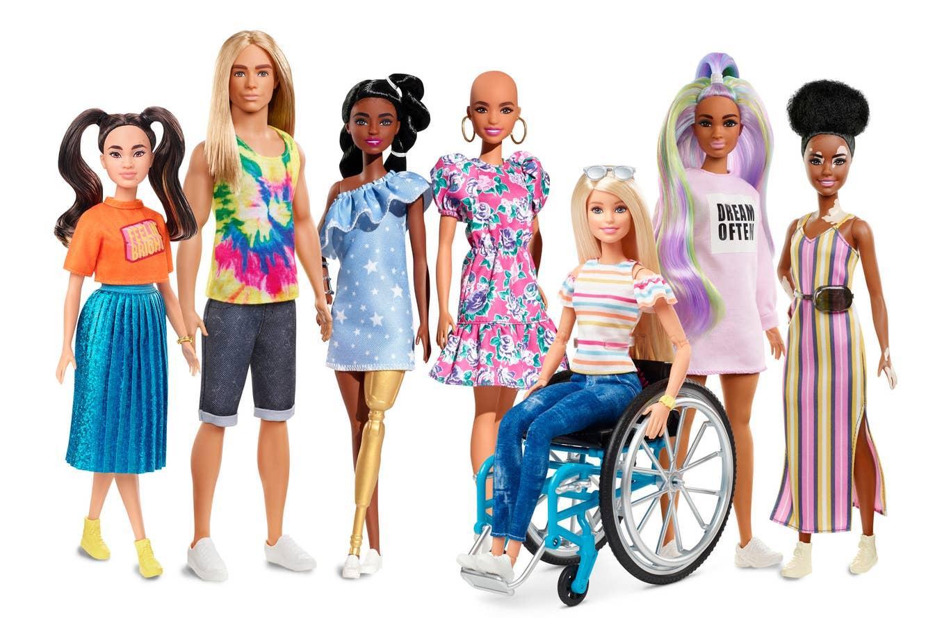 BarbieDollsDiversityRange2801-1