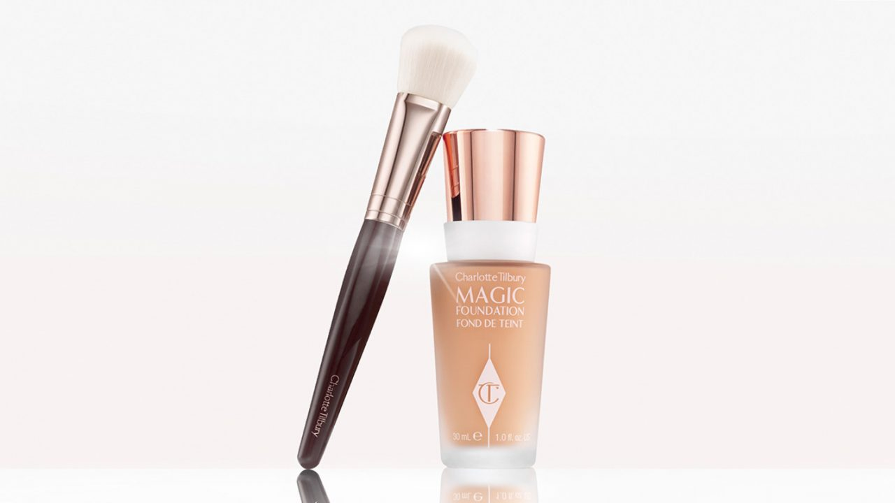 Best foundation Charlotte Tilbury Magic