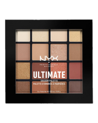NYX Ultimate Natural Warm palette