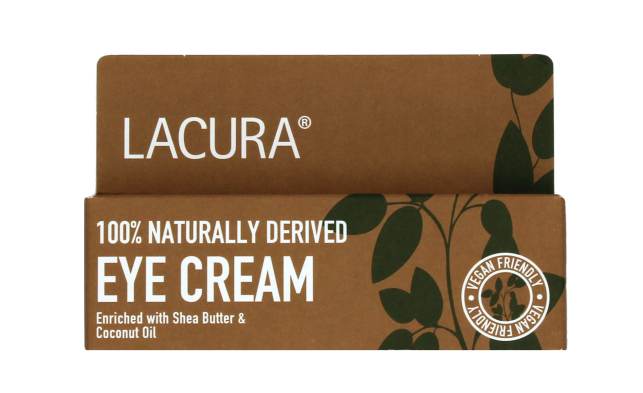 Lacura eye cream vegan aldi