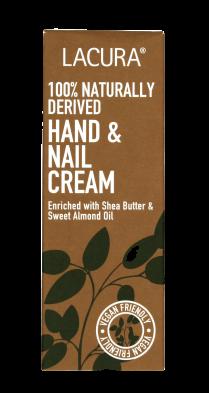 Lacura hand nail cream vegan aldi