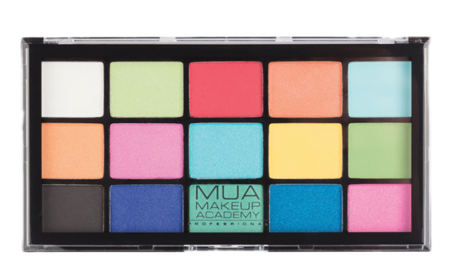 MUA Makeup Academy Cheap makeup UK