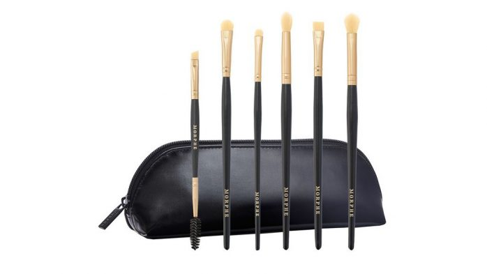 Morphe All Eye Want makeup brush collection