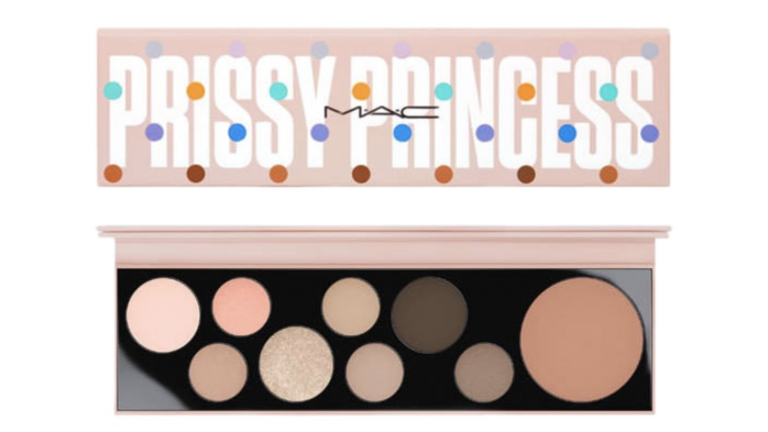 Prissy Princess MAC eyeshadow palette