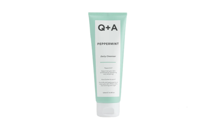 Q and A Peppermint cleanser