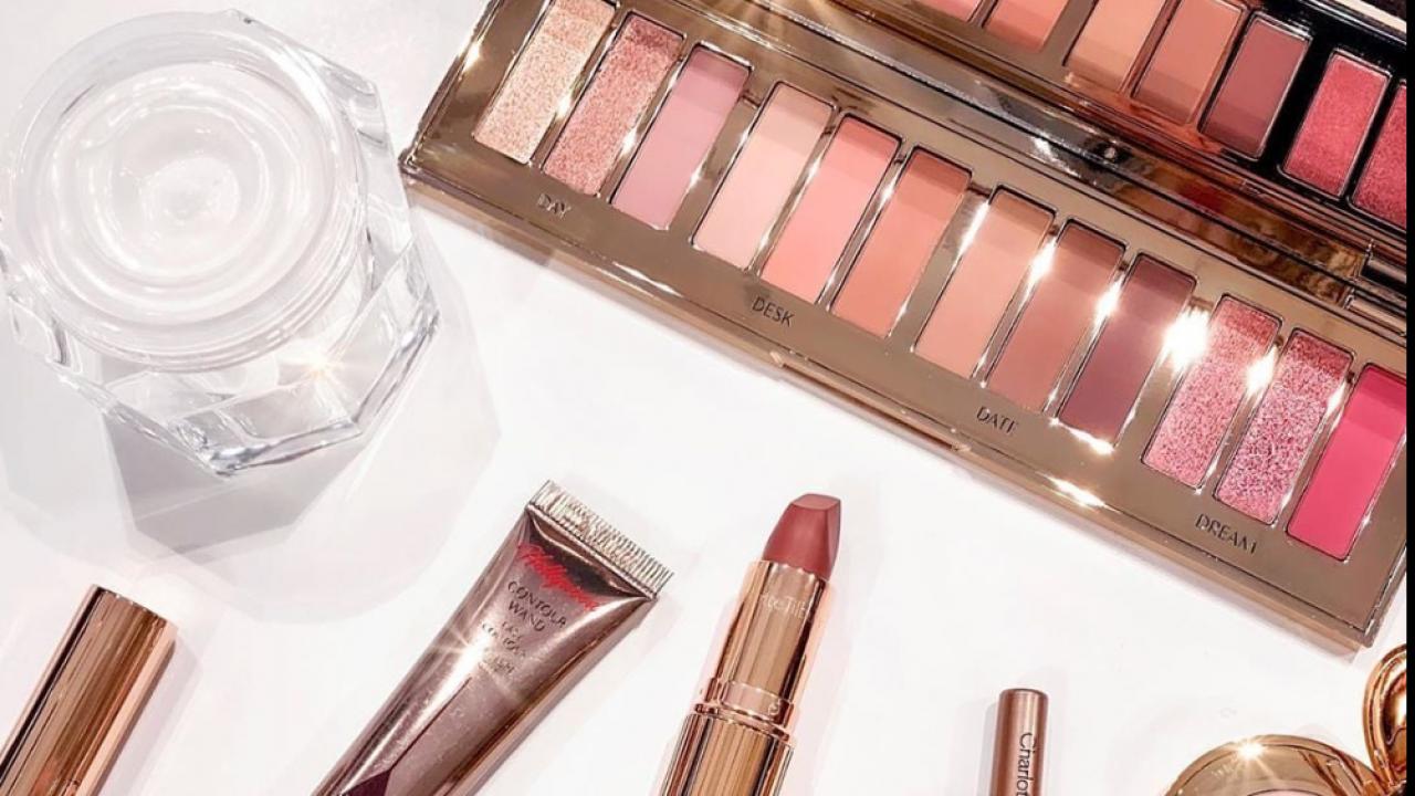 Charlotte Tilbury teases new Pillow Talk palette and lipstick
