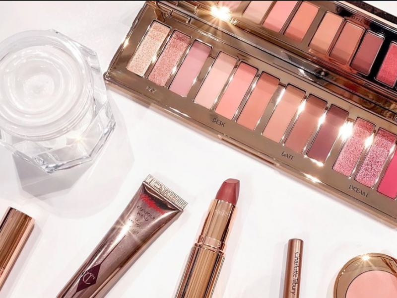 Charlotte Tilbury teases new Pillow Talk palette and lipstick