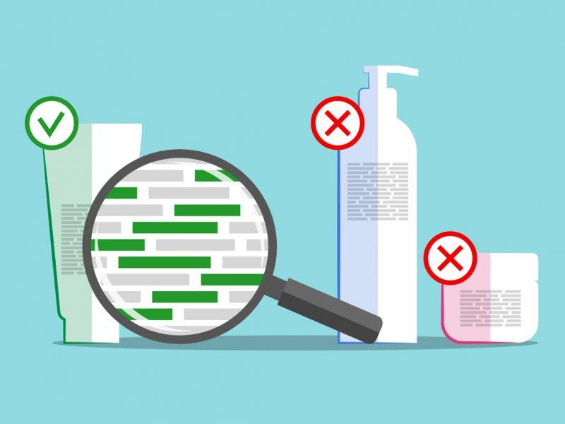 Makeup bacteria