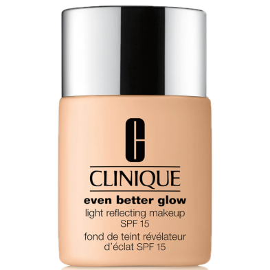 Clinique Even Better Glow best foundation for dry skin