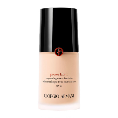 Giorgio Armani foundation for oily skin