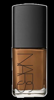 NARS foundation for dark skin