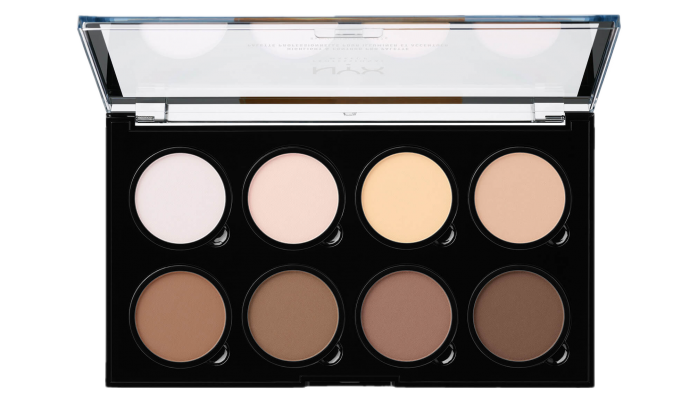 NYX-Highlight-and-contour-pro kit