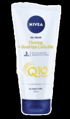 Nivea Firming Q10 lotion