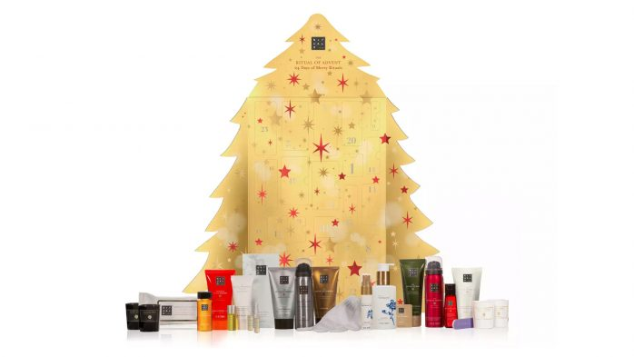 Rituals Christmas Tree Beauty Advent Calendar