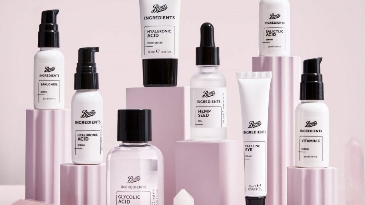 Boots Launches New Super Cheap Ingredients Skincare Range Mamabella