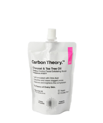 Carbon Theory Charcoal and Tea Tree