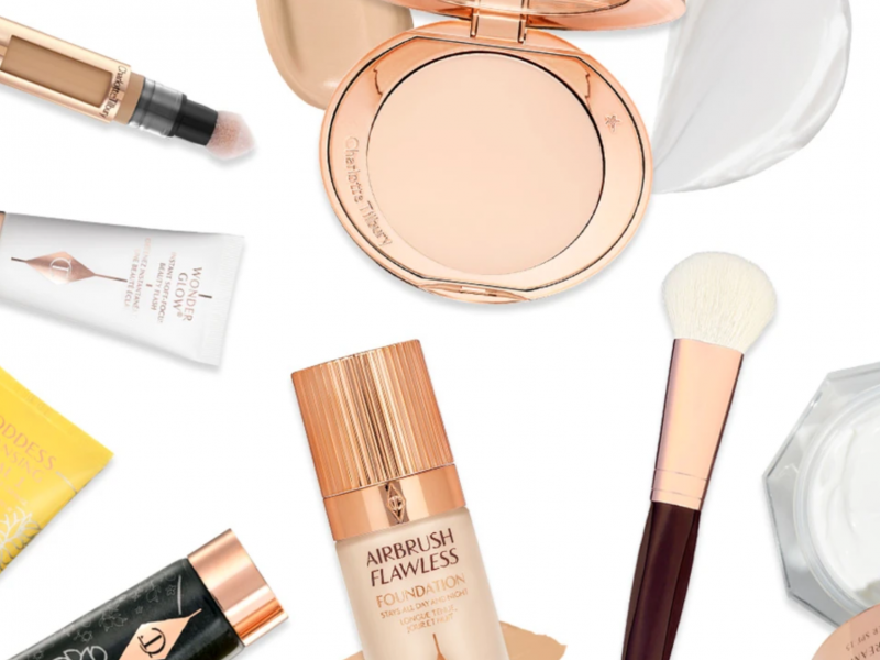 Cheap Charlotte Tilbury sale UK makeup kits