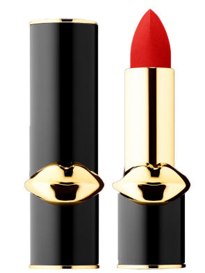 Pat McGrath Labs Mattetrance red lipstick