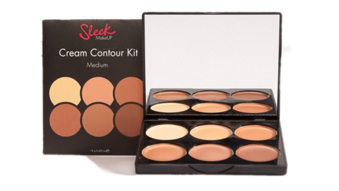 Sleek contour kit