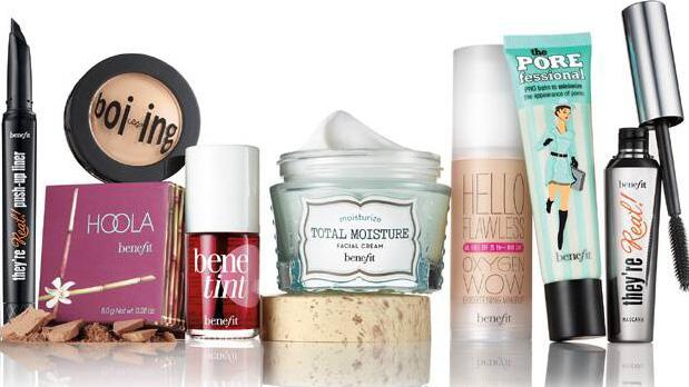 Best Benefit makeup