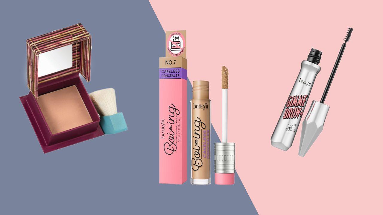 Best benefit makeup brand spotlight