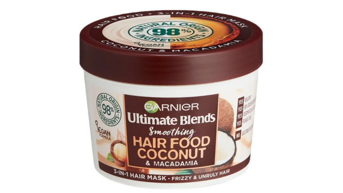 Garnier Blends hair mask coconut oil