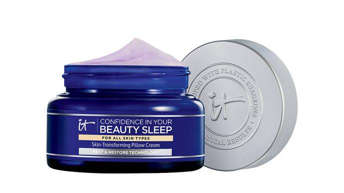 IT Cosmetics beauty cream overnight