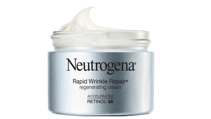 Neutrogena anti-ageing cream