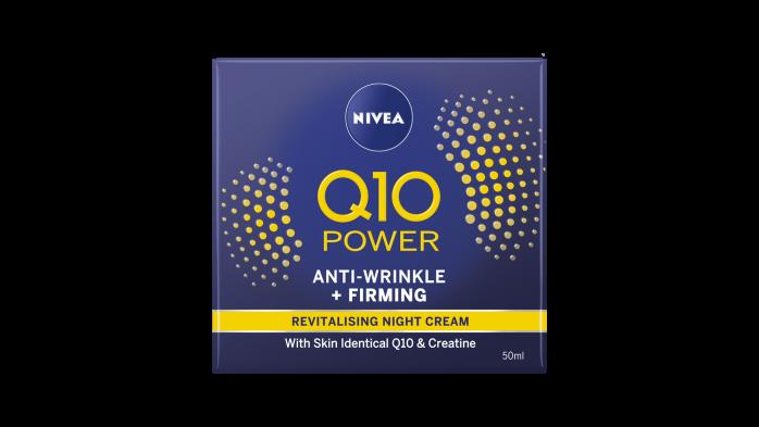 Nivea Q10 night cream