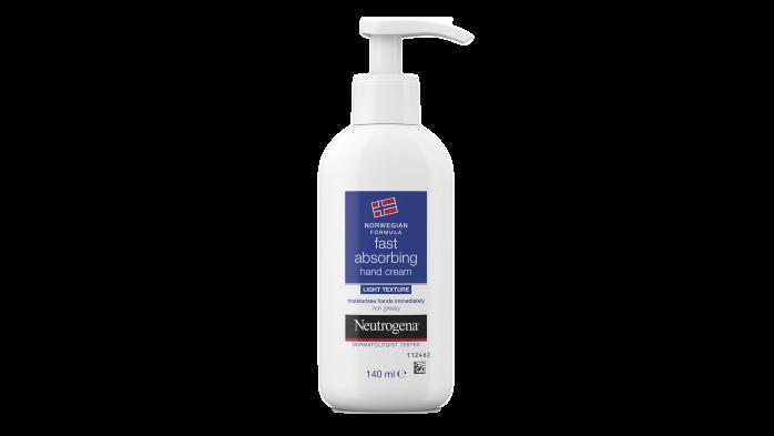 Norwegian Neutrogena hand cream