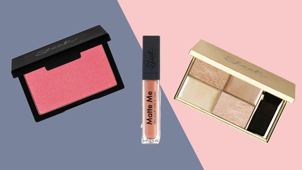 Sleek Makeup Brand spotlight
