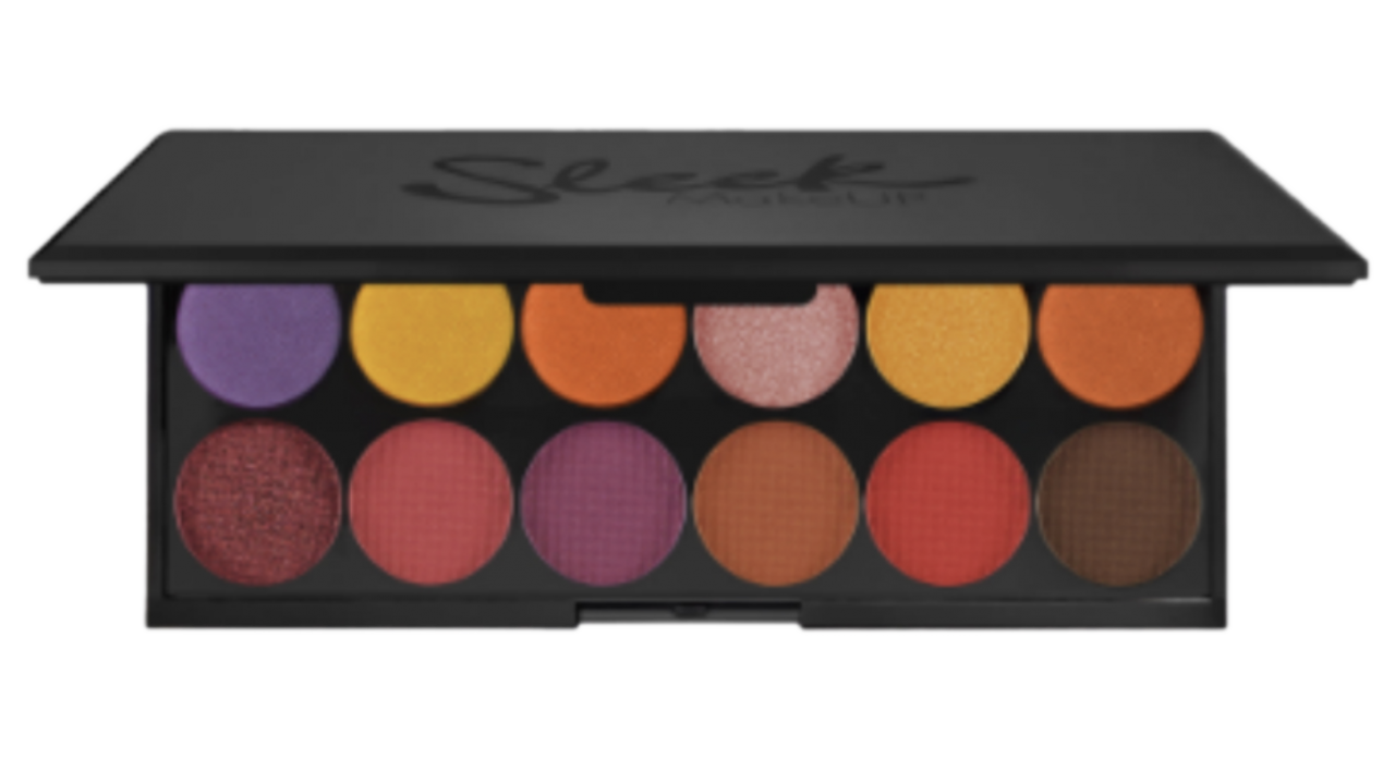 SleekMakeUP Chasing the Sun eyeshadow palette