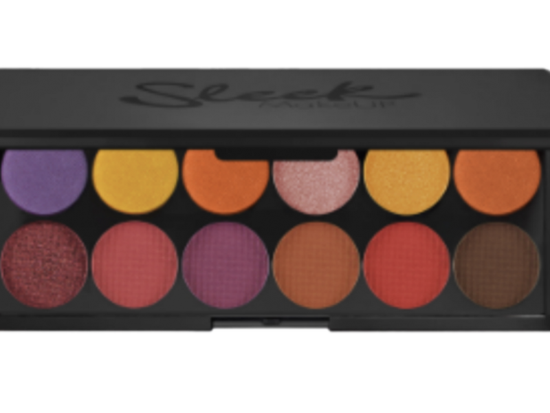 SleekMakeUP Chasing the Sun eyeshadow palette