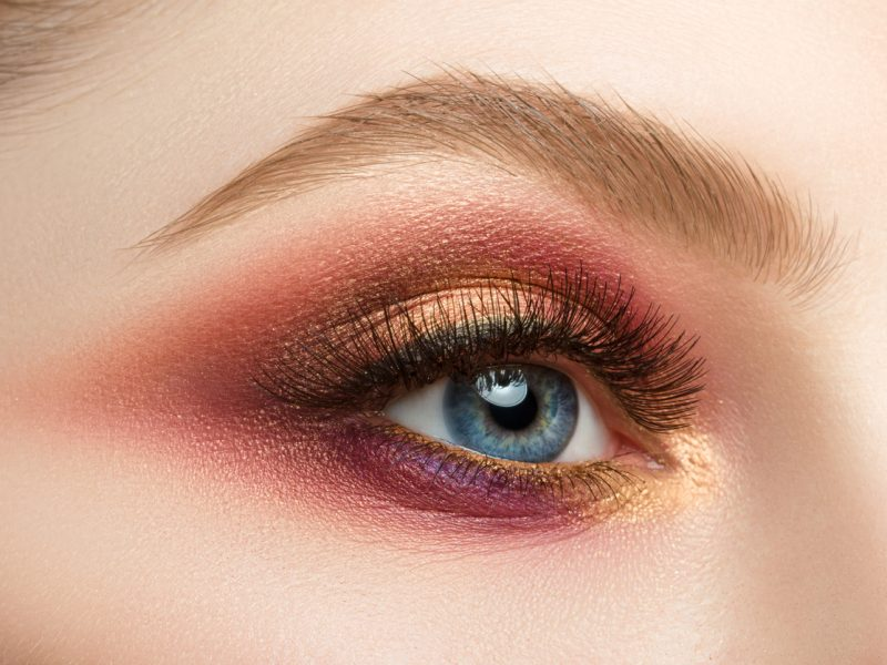 How to apply eyeshadow with eyeshadow tutorial