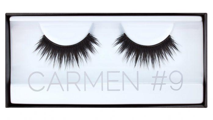 Best huda beauty false eyelashes Carmen