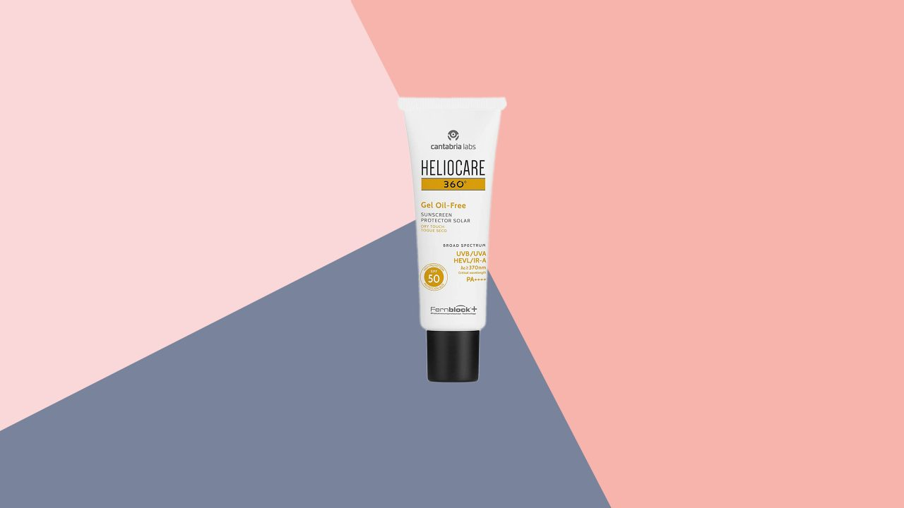 Best moisturiser with SPF Heliocare SPF 50