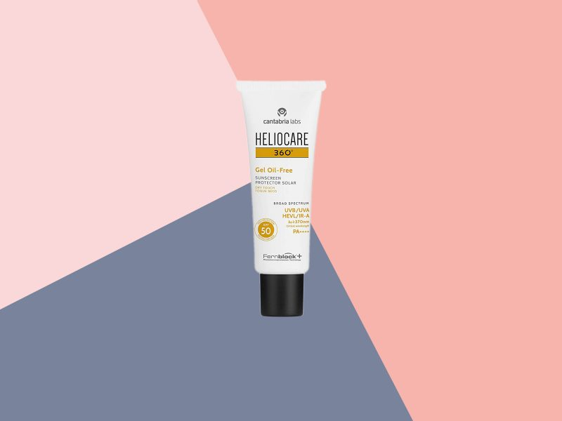Best moisturiser with SPF Heliocare SPF 50