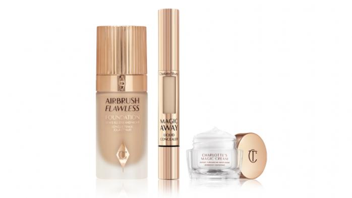 Charlotte Tilbury Complexion makeup kit