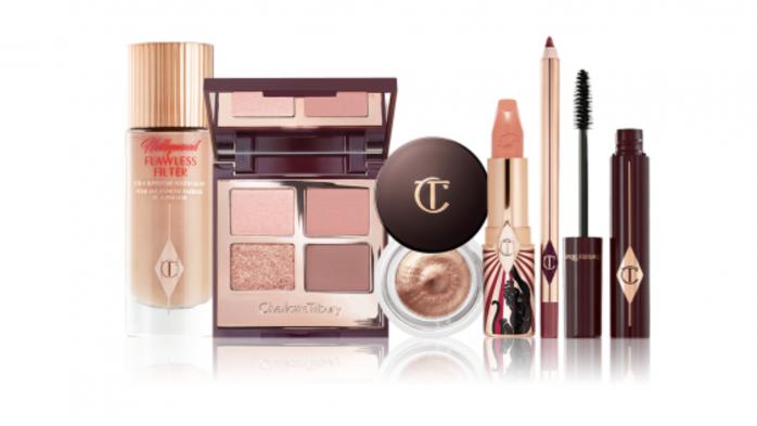 Charlotte Tilbury Sofias Confidence boosting makeup kit