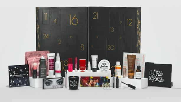 Elle beauty advent calendar 2020