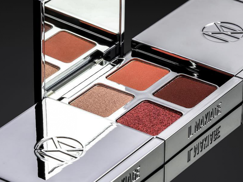 IL MAKIAGE UK launch eyeshadow