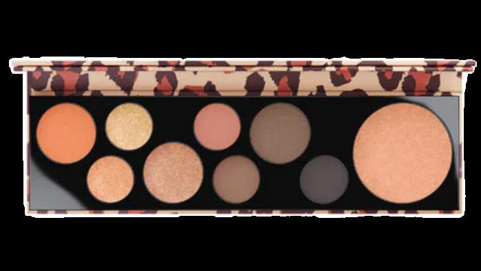 MAC mischief Minx eyeshadow palette
