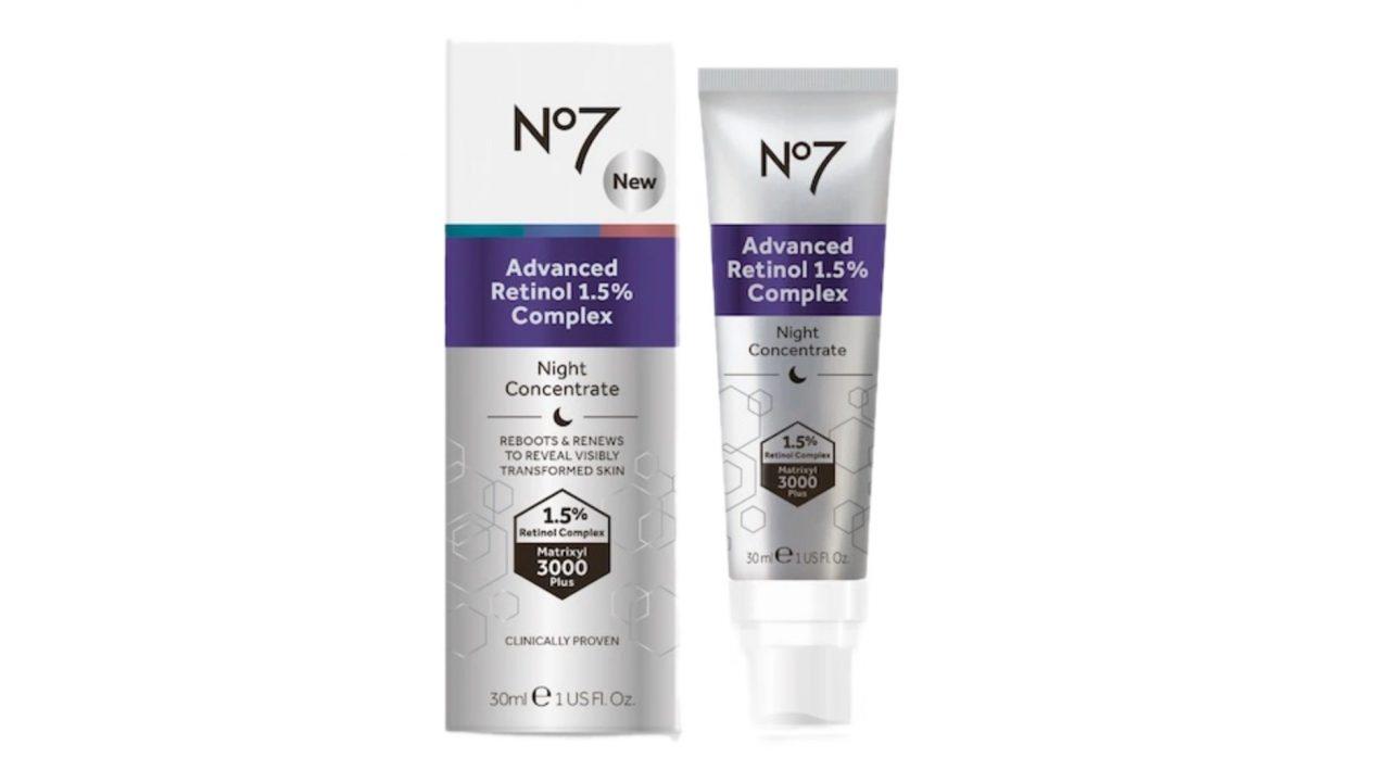 No7 Advanced Retinol Night Concentrate