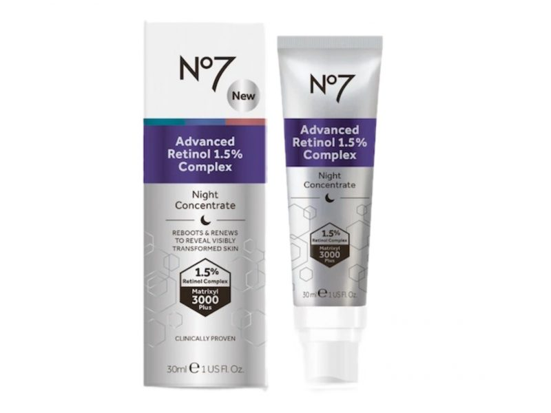 No7 Advanced Retinol Night Concentrate