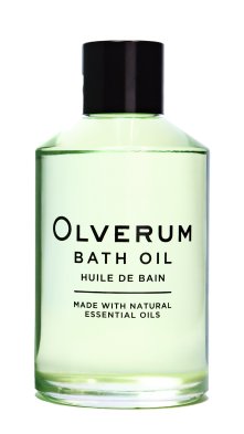 How to remove fake tan with Olverum bath oil