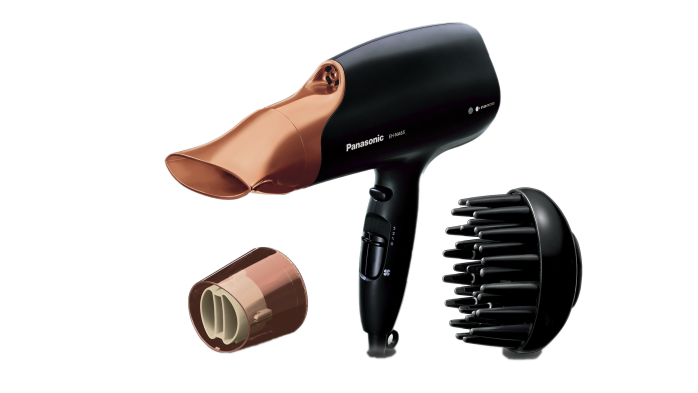 Panasonic Nanoe best hair dryer for frizzy hair