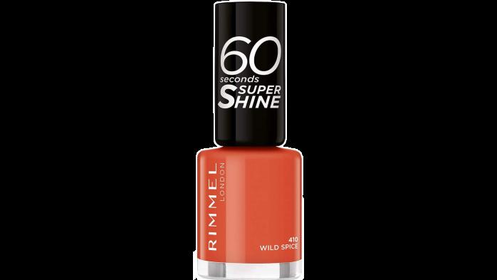 Rimmel 60 Seconds Super Shine nail varnish